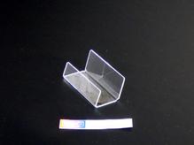 Визитница из пластика №4